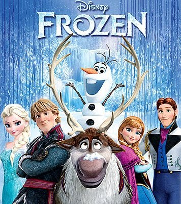Frozen Movie Gift Guide